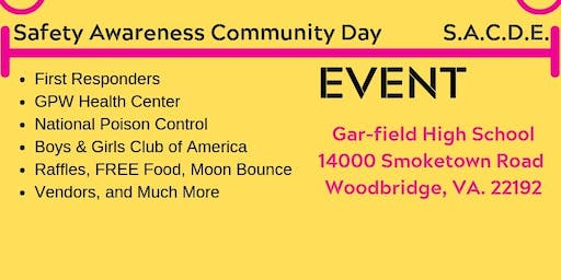 Safety Awareness Community Day Event (S.A.C.D.E)