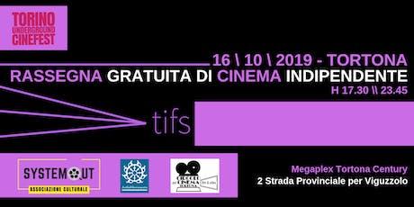 Rassegna Gratuita Di Cinema Indipendente a Tortona biglietti