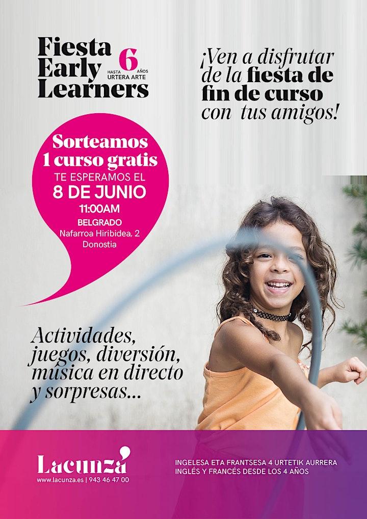 Imagen de Fiesta Early Learners | Lacunza
