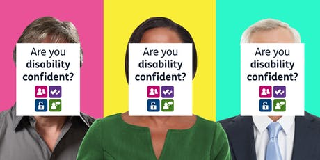 How Disability Confident is your Business? tickets