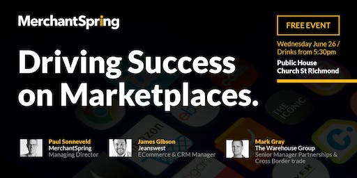 Driving Success on Marketplaces