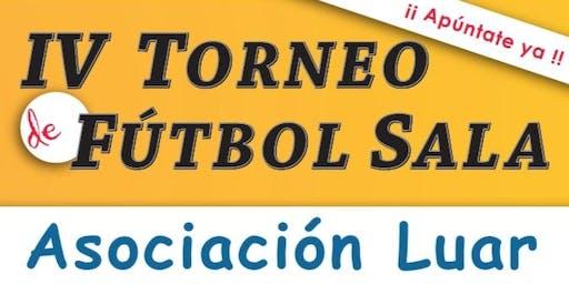 IV Torneo de fútbol sala Luar