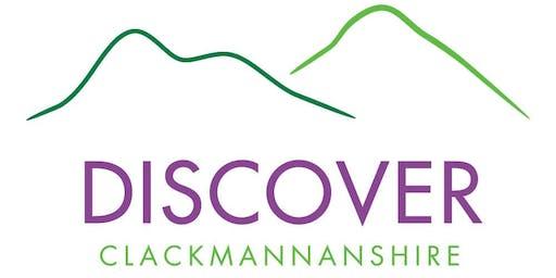 Discover Clackmannanshire Quarterly Meeting