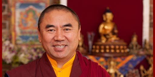 A public talk by Khenpo Ngawang Dhamchoe in Brisbane
