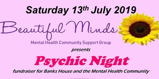 Psychic Night- Beautiful Minds Bankstown