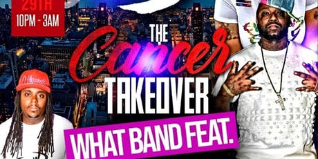 The Cancer Takeover  tickets