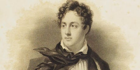 Byron: Nationalist? Citizen of Nowhere? tickets