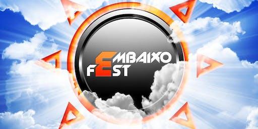 EMBAIXO FEST - JUNIO 2019