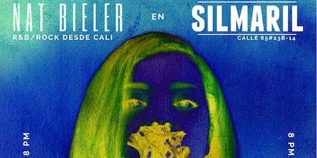 NAT BIELER presenta CATARSIS en Silmaril Café Rock, Manizales entradas