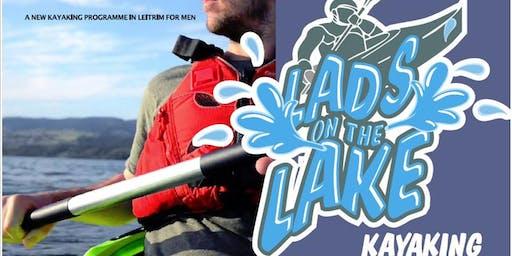 Lads on the Lake Acres Lake