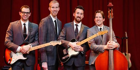 """Rockabilly Review - """"The Rave-Ons"""" Buddy Holly Tribute tickets"""