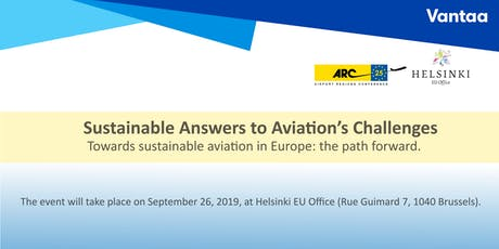 Sustainable Answers to Aviation's Challenges tickets