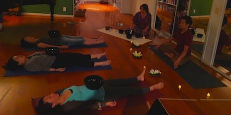 Sound Healing Yoga 2019 tickets