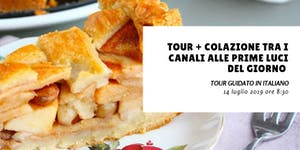 Tour e colazione tra i canali alle prime luci del...