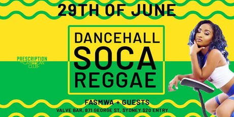 Dancehall Soca & More : Prescription Night Club tickets