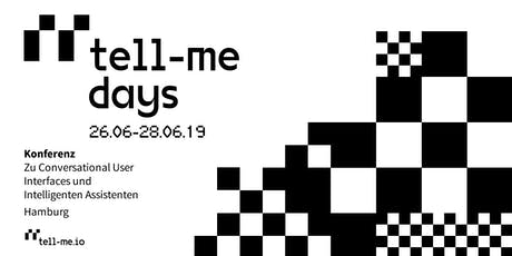 tell-me days Tickets