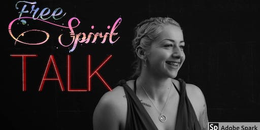 Free Spirit Talk with Natasha Emily Medium