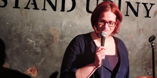 Adrienne Iapalucci - July 11, 12, 13 at The Comedy Nest