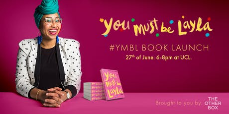 BOOK LAUNCH: You Must Be Layla by Yassmin Abdel-Magied  tickets