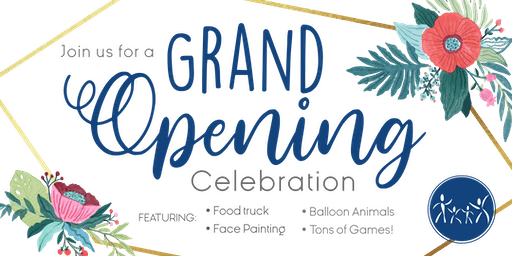 PWC Grand Opening