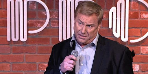 Jimmy Shubert - July 18, 19, 20 at The Comedy Nest