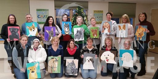 Channel Your Inner Artist - Pet Portraits - Fundraiser KVHS at VDB 10/4/19