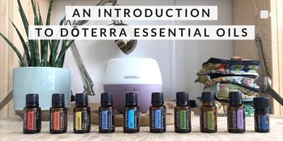 An Introduction To DŌTERRA Essential Oils