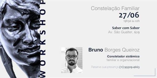 CONSTELAÇÃO FAMILIAR com Bruno Borges Queiroz