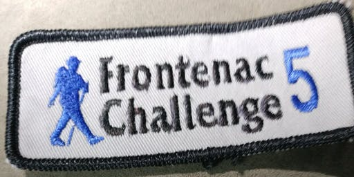 Frontenac Challenge Sign up at Trailhead