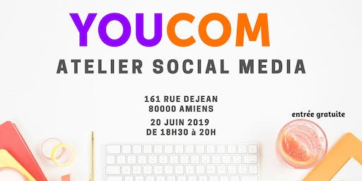 Atelier Social Media by Youcom