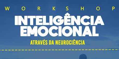 Workshop Inteligência Emocional Através da Neurociência ingressos