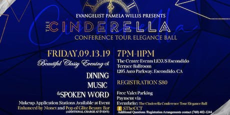 The Cinderella Conference Tour Elegance Ball tickets