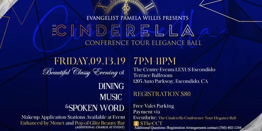 The Cinderella Conference Tour Elegance Ball