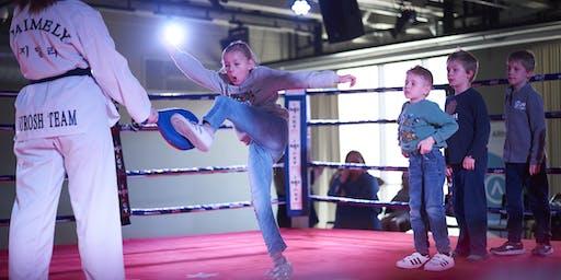 Kennismakers Jr.: De wondere wereld van Taekwondo