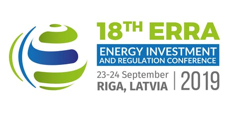 18th ERRA Energy Investment and Regulation Conference tickets