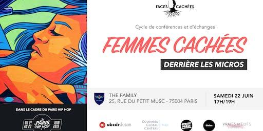 Conférence « Femmes Cachées : Derrière les micros »
