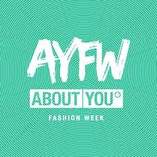 ABOUT YOU GmbH - Fashion Week logo