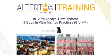 In Vitro Assay Development & Good In Vitro Methods Practices (GIVIMP) tickets