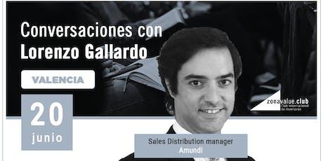 Conversaciones de Inversión con Lorenzo Gallardo de Amundi entradas