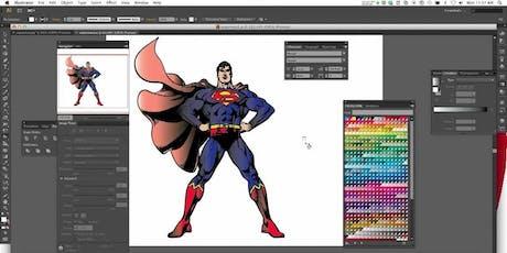 Tutorial Introduzione Adobe Illustrator – Roma biglietti