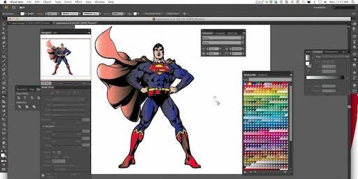 Tutorial Introduzione Adobe Illustrator – Roma