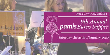 9th Annual PAMIS Burns Supper  tickets