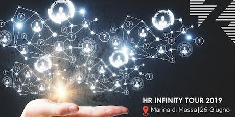 Infinity HR Zucchetti Tour 2019 biglietti