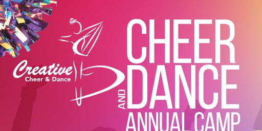 1-Day Cheer & Dance Camp - Shelby