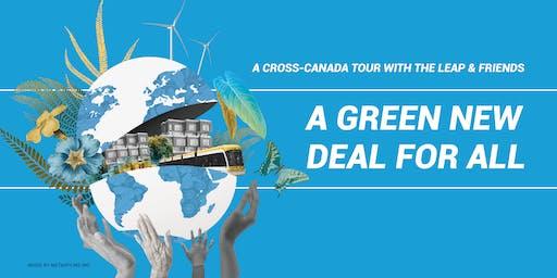 A Green New Deal for All - Winnipeg