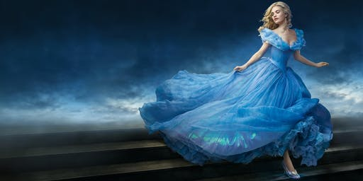 Cinderella (2015) & Meet and Greet with Cinderella