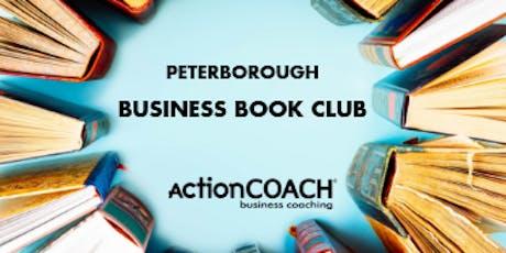 Peterborough Business Book Club - June tickets
