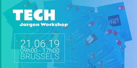 Tech Jargon Workshop tickets