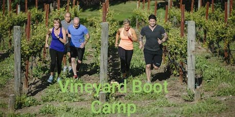 Vineyard Boot Camp tickets