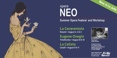 Opera NEO 2019 Mainstage entradas